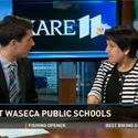 Waseca teen bomb KARE story