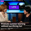 KARE appearance on preventing summer learning loss
