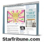 StarTribune_Social Media Mom