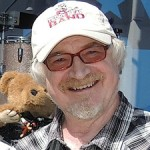 Teddy Bear Band guest Ron Gustafson