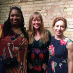 Motherhood & Words guests Sherrie, Kate & Andria