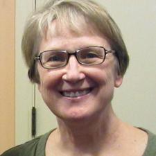photo of language development ME guest Ann Derr