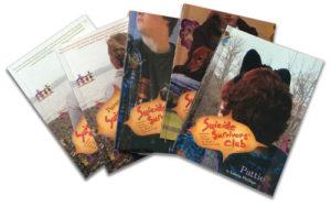 book image for ME's suicide survivors guests, Becky Anderson & Aidan Anderson