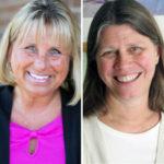 photo of ME's transgender youth guests, Leslie Lagerstrom & Dr. Elizabeth Reeve