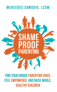 book image for ME's parent shaming guest, Mercedes Samudio