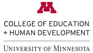 The University of Minnesota's College of Education and Human Development CEHD logo